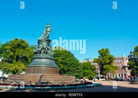 Yekaterininskiy Sad, Catherine Park, Saint Petersburg, Russia - Stock Image