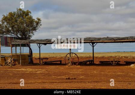 Middleton hotel, Middleton, Queensland, Australia - Stock Image