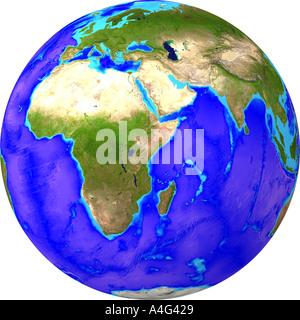 globe - Stock Image