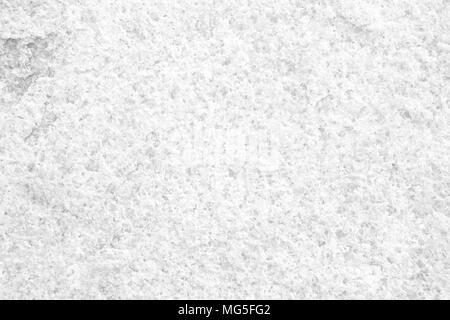 White Stone Wall Texture Background. - Stock Image