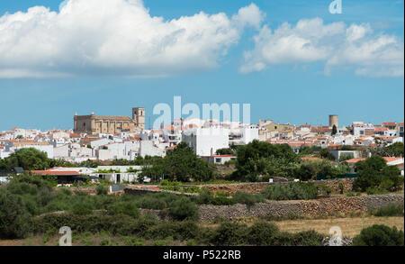 Alaior, Menorca, Balearic Islands - Stock Image