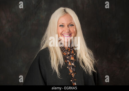 Walsall, West Midlands, UK. 1st March 2015. Jo Jeffries Head of Communications and Marketing at the new Big Centre - Stock Image