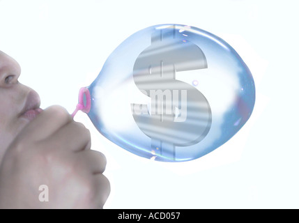 Bubble - Stock Image