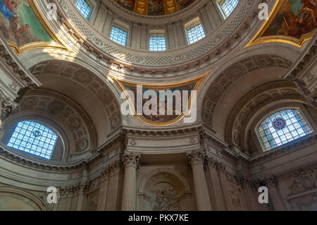 The Invalides in Paris - Stock Image