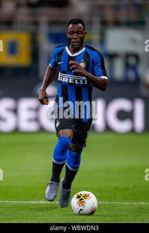Kojo Kwadwo Asamoah (Inter) during the Italian