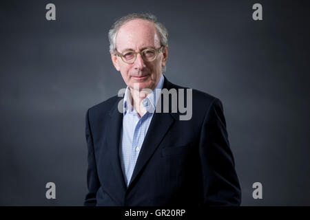 British politician Malcolm Rifkind KCMG PC QC. - Stock Image