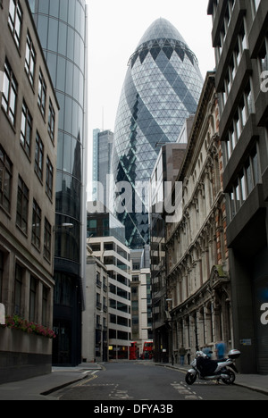 Billiter Street London EC3 - Stock Image