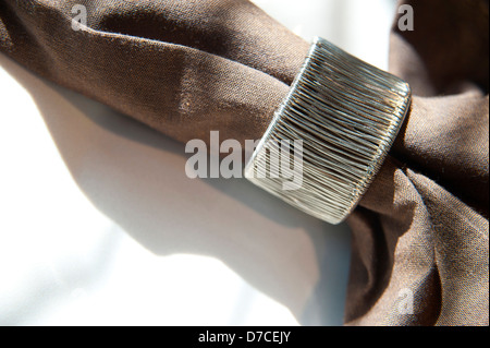 Napkin - Stock Image