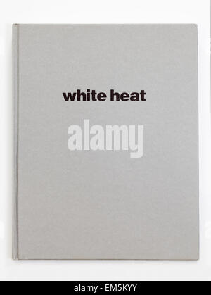 White Heat Cookery Book by Marco Pierre White - Stock Image
