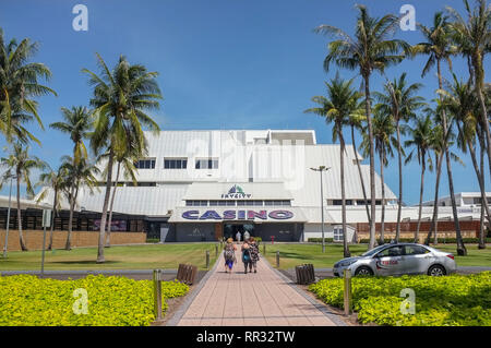 Skycity Casino in Darwin, Northern Territory, Australia. - Stock Image