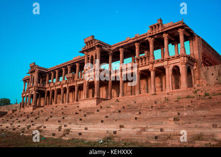 Sarkhej Roja the 15th century monument at Ahmedabad city of India. Recently declared World Heritage City. - Stock Image