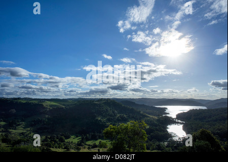 Baroon Pocket Dam, South-East Queensland Australia - Stock Image