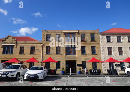 Henry James Art Hotel, Hobart, Tasmania. No PR - Stock Image