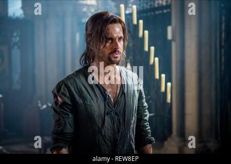 Tom Riley Television: Da Vinci'S Demons : Season 3 (TV-Serie)  Character(s): Leonardo Da Vinci  Usa 2013-2015, / 3. Staffel, Season 3 24 October 2015  SAP60133 Allstar Picture Library/BBC WORLDWIDE  **Warning**  This Photograph is for editorial use only and is the copyright of BBC WORLDWIDE  and/or the Photographer assigned by the TV or Production Company & can only be reproduced by publications in conjunction with the promotion of the above TV Programme. A Mandatory Credit To BBC WORLDWIDE is required. The Photographer should also be credited when known. No commercial use can be granted witho - Stock Image