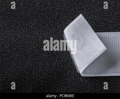 Velcro Hook & Loop Fastener Detail - Stock Image