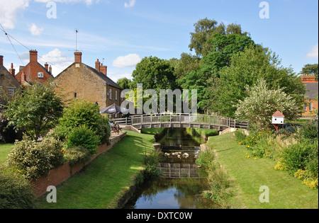 Medbourne, Leicestershire, England, UK - Stock Image
