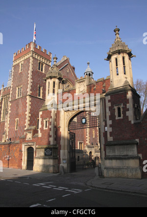 The Great Hall Lincolns Inn Fields London - Stock Image