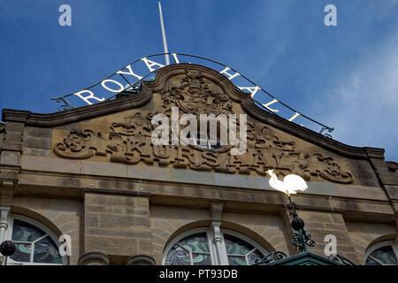 Royal Hall, Harrogate, Yorkshire, England, UK - Stock Image