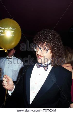 Weird Al Yankovic 1991 Credit: 1198309Globe Photos/MediaPunch - Stock Image