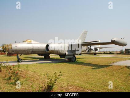 col war era il-28 bomber - Stock Image