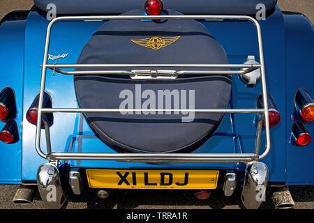 Morgan Roadster - Stock Image