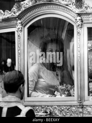 Queen Beatrix of the Netherlands - Stock Image