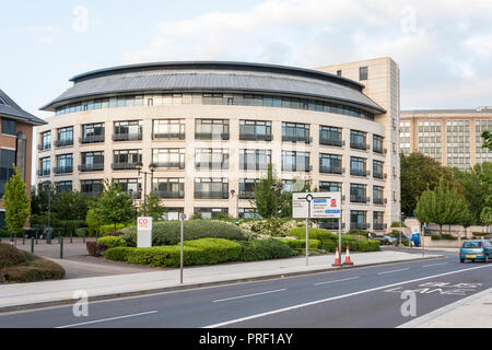 Thames Water headquarters building in Reading, Berkshire, England, GB, UK - Stock Image