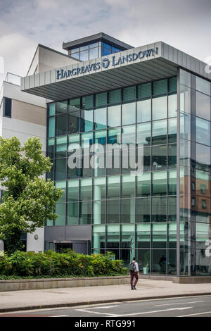 Hargreaves & Lansdown Financial Service Company in Bristol, UK - Stock Image