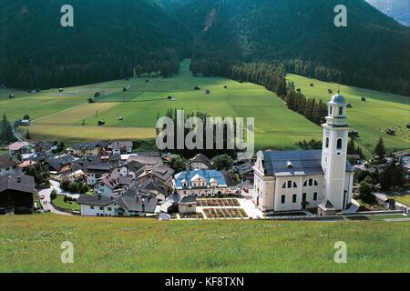 Tyrol Sixth - Stock Image