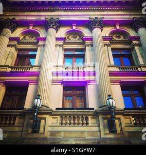 Melbourne Town Hall Australia - Stock Image