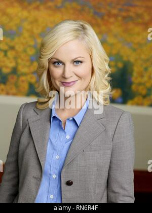 PARKS AND RECREATION, AMY POEHLER, 2009 - Stock Image