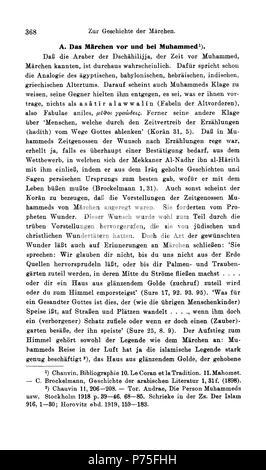 133 Grimms Märchen Anmerkungen (Bolte Polivka) IV 368 - Stock Image