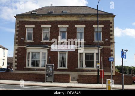 B&B Accomodation,  North Bridge Street, Sunderland - Stock Image