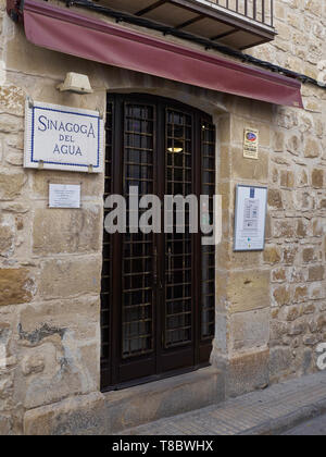 Water Synagogue - Sinagoga del Agua. Úbeda, Jaén, Andalusia, Spain. - Stock Image
