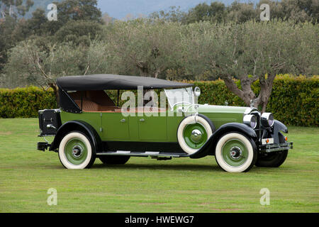 1926 Packard Eight 243 7-Passenger Touring - Stock Image