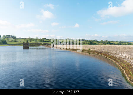 Hury Reservoir, Baldersdale, County Durham, UK - Stock Image