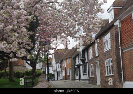 Rye, East Sussex, UK - Stock Image