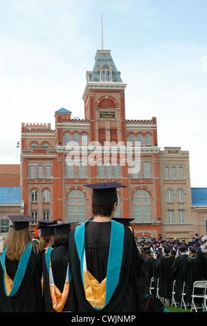 College Graduation - Stock Image