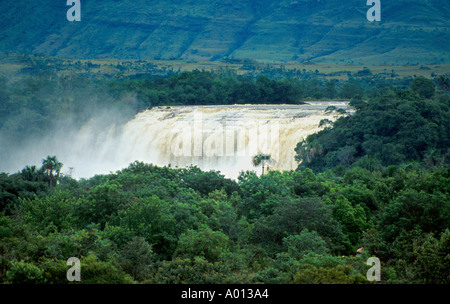 Canaima Waterfalls - Stock Image