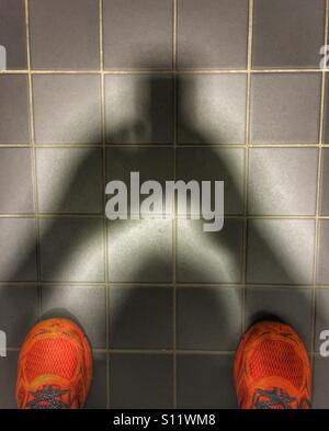 Shadow - Stock Image