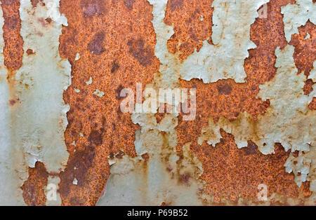 Rust texture - Stock Image