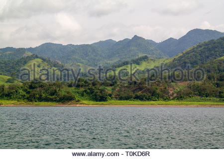Lake Arenal of Costa Rica - Stock Image
