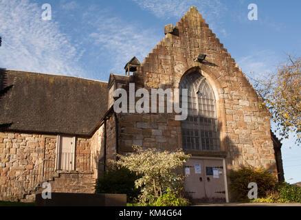 Auld Kirk Museum, Kirkintilloch, Scotland. - Stock Image