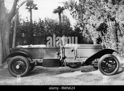 1919 Rolls - Royce Silver Ghost Offord body - Stock Image