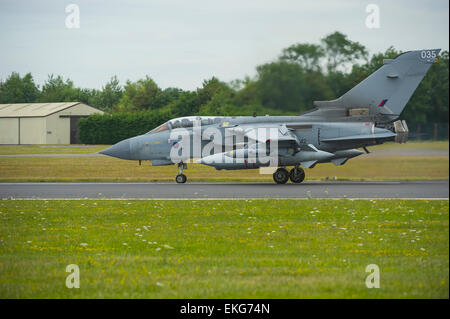 Royal Air Force Panavia Tornado GR4 RIAT 2014 - Stock Image