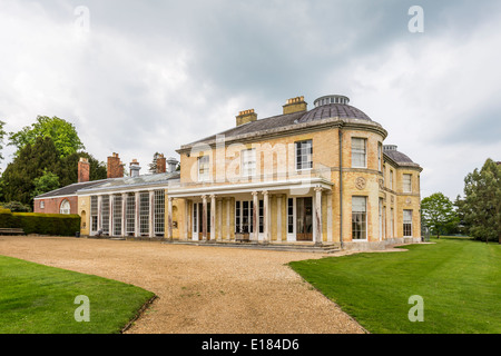 Belmont House Throwley Faversham Kent - Stock Image