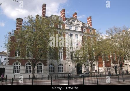 University of London Royal Academy of Music  Marylebone Road - Stock Image