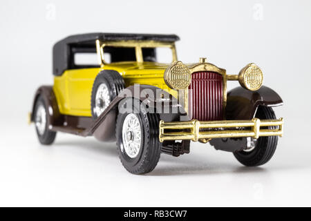 Matchbox Models of Yesteryear Y-15 Packard Victoria 1930 - Stock Image