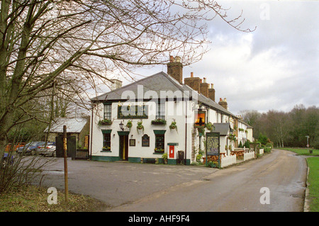The Windmill Public House, Chipperfield, Hertfordshire, UK - Stock Image