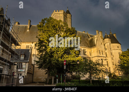 Historic Buidling Bourges France - Stock Image